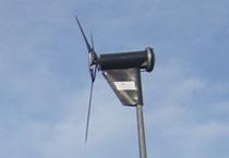 Photograph of Wind Turbine